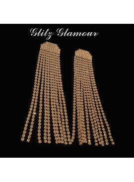 Hangende Gouden oorbellen