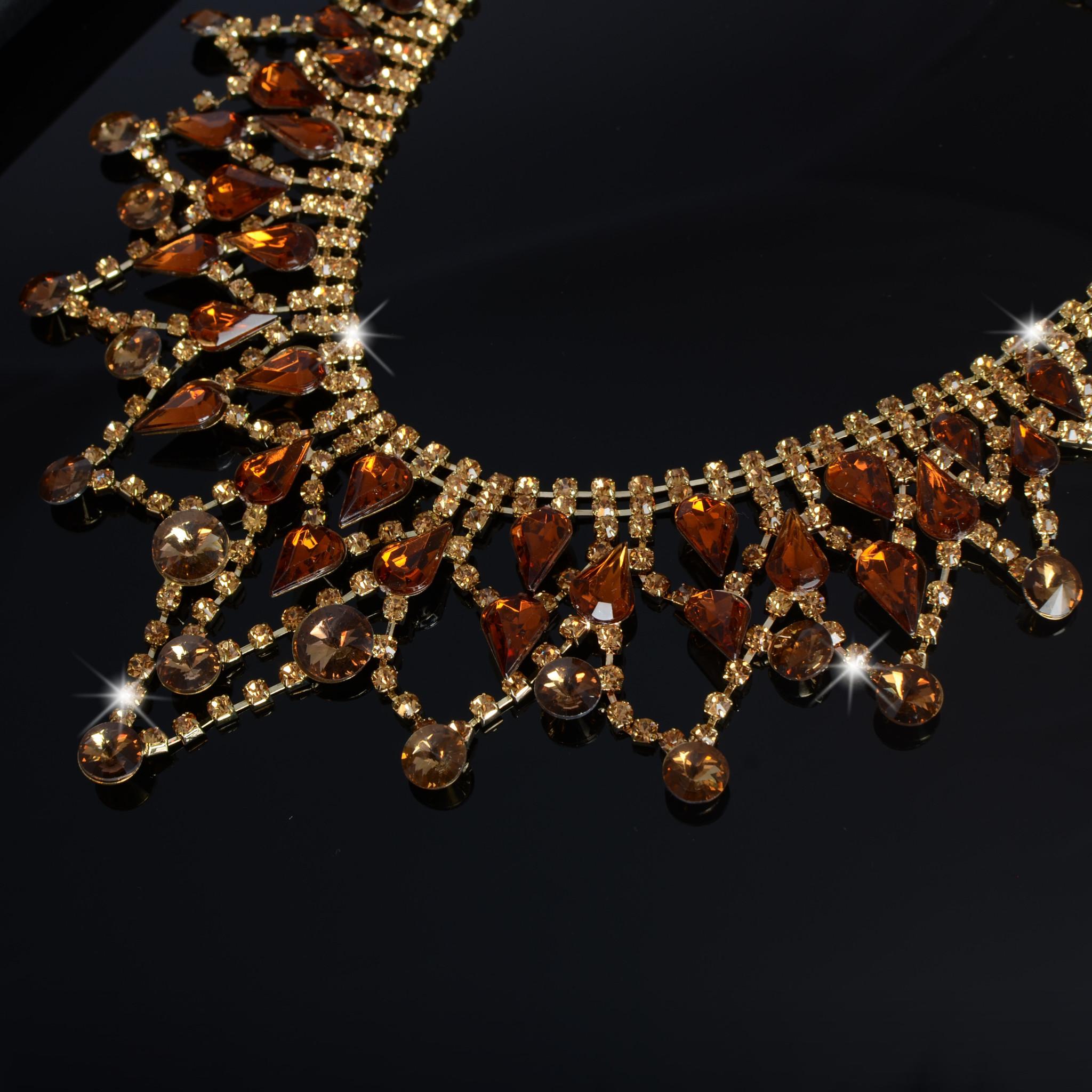 Sieradenset  Shanaya -  Goud Brons
