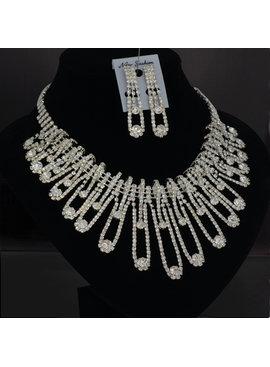 Elegante en stijlvolle ketting - Zilver