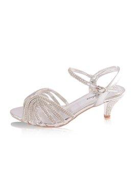 Zilvereren sandaaltje