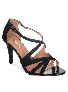 Shiny shoes -Zwart