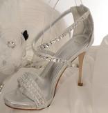 Avond schoenen- Zilver