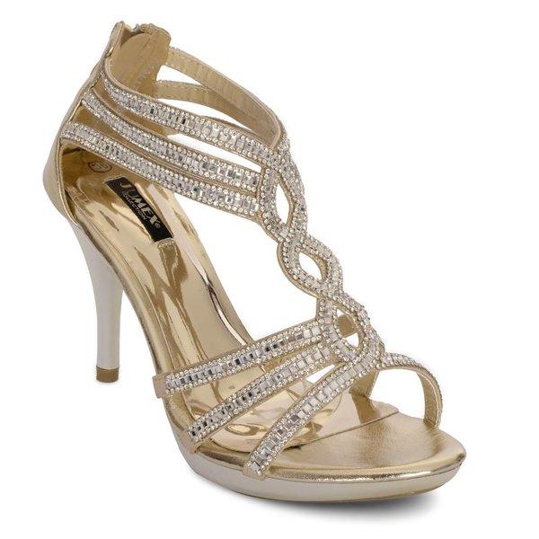 Glamour sandaal Glitzy - Goud