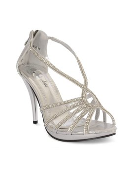 Glamour sandaletten Rima - Zilver