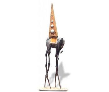 Salvador Dali Elefante de Dalí en 3D - La tentación de San Antonio