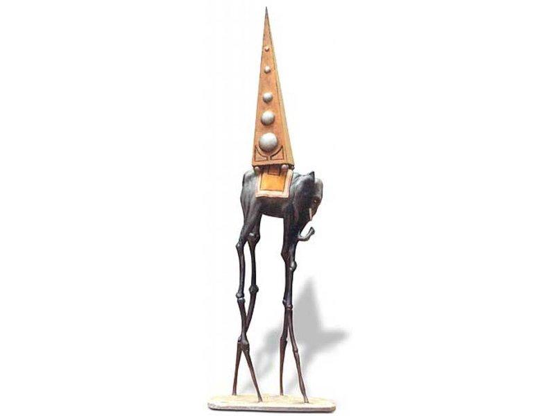 Salvador Dali La tentation de St.Antoine - Salvador Dali (1946)