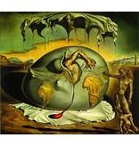 Salvador Dali Geopolitiek kind (1943) - S  Dali