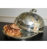 Baroque House of Classics Cake or cover plate - whole glass