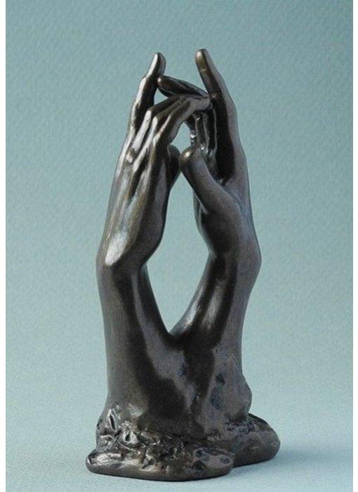 Mouseion Rodin's hands Le secret - mini