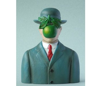 Mouseion Magritte-el hijo del hombre