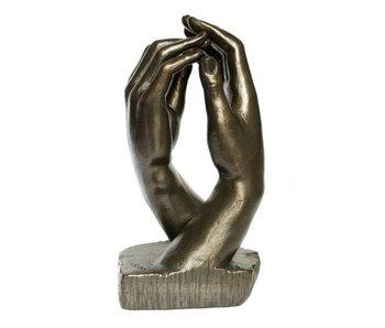 Mouseion Las Catedral manos de Rodin