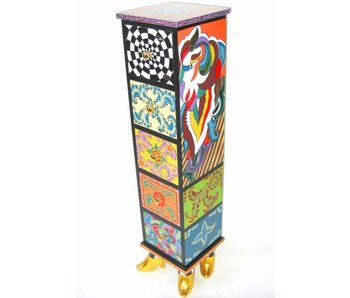 Toms Drag Cabinet, CD Cabinet, chest of drawers