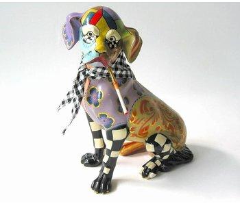 Toms Drag Hondenbeeldje Scottie - miniatuur