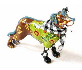 Toms Drag Hond  Kurtie - miniatuur