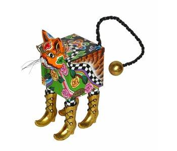 Toms Drag Kat - Cat Box  - Medium