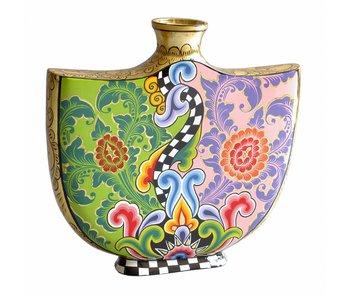 Toms Drag Vase, Metall