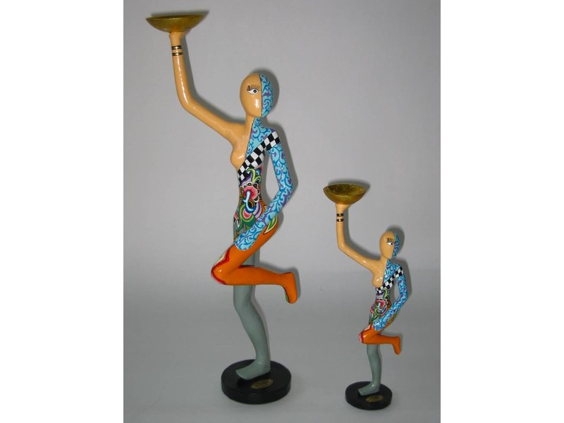 Toms Drag Acrobat stehend  - S, Akrobat Figur - Copy