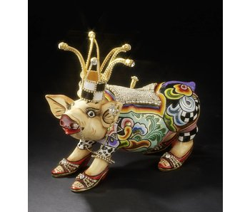 Toms Drag Pig Lolita - M - Diamond Collection