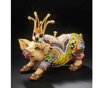 Toms Drag Pig statue Lolita  - L