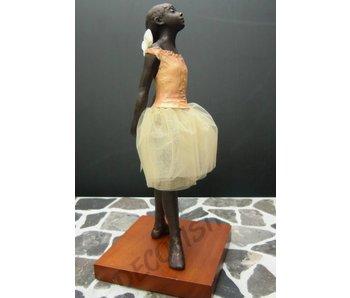 Mouseion Petit Danseuse, The small dancer by Edgar Degas - 21 cm