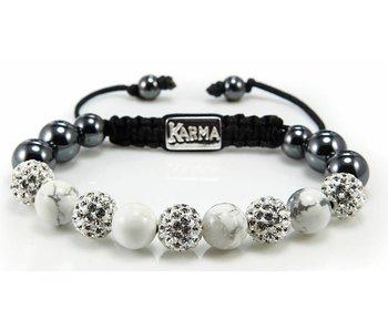 Karma Bracelet Spiral Classic Stockholm