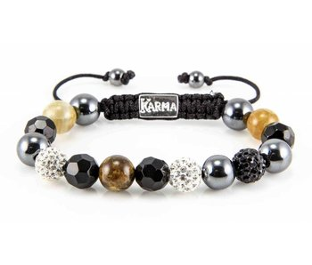 Karma Armband Spiral Classic Little Italy