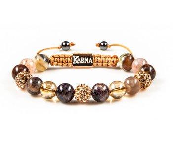 Karma Bracelet Spiral Classic Glamour Night