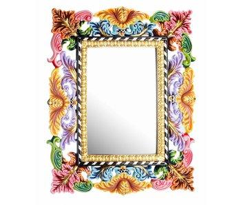 Toms Drag Baroque mirror, rectangle