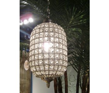 Baroque House of Classics Chandelier with diamonds Baroque
