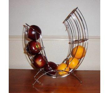 Casablanca Deco-Art Fruit basket Tube - retro style