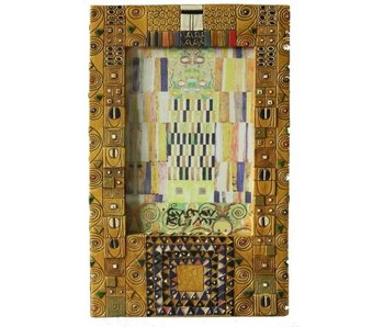 Mouseion Photo frame  Gustav Klimt  18 cm