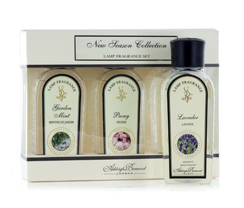 Ashleigh & Burwood Fragrance oil spring scents set 3 flacons