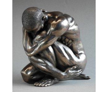 BodyTalk Escultura Veronese de un culturista envuelto