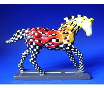Trail of Painted Ponies Horsepower to Burn, horse , 2nd Edition