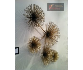 C. Jeré - Artisan House Wandskulptur  Urchin (Pom Pom)