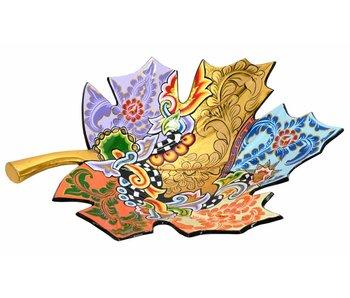 Toms Drag Plate, Leaf-shaped - L