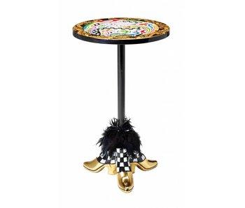 Toms Drag Side-table  Gold