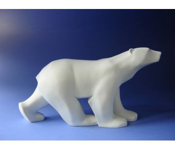 Pompon Polar bear  L'Ours Blanc - M