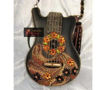 Mary Frances Groupie -  mini bag guitaur