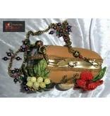 Mary Frances Perfect Pairing - designer minibag / handtas / avondtasje / schoudertas