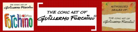 Guillermo Forchino Comics
