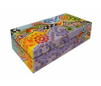 Toms Drag Box, Rectangular