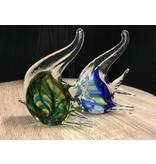 Eldig Glass sculpture Angelfisch