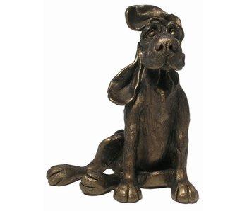 Frith Sculptuur puppy Bertie