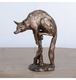 Frith Fuchs-Skulptur von Paul Jenkins