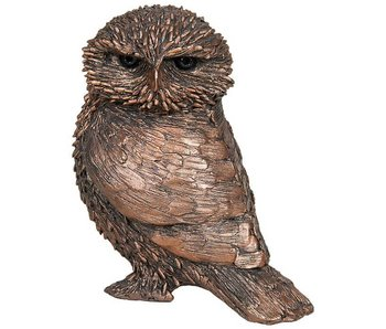 Frith Sculpture little owl Olly