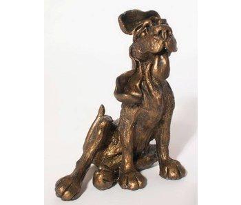 Frith Skulptur Hund Rusty