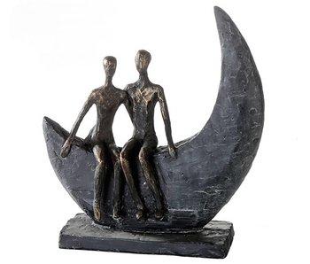 Casablanca Skulptur Moon