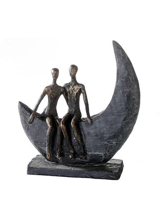 Casablanca Sculpture Moon