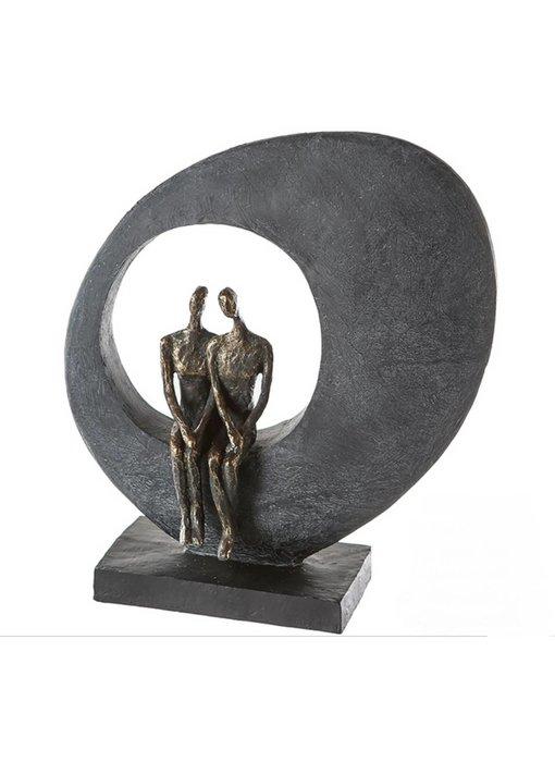 Casablanca Sculpture Side by Side